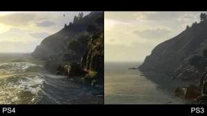 GTA 5 PS3 ve PS4 Karşılaştırma Videosu