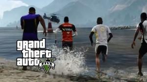 Yeni GTA 5'in Tanıtım Videosu