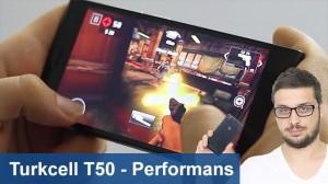 Turkcell T50 - Arayüz ve Performans Değerlendirmesi