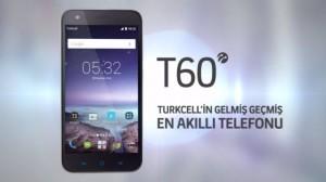 Turkcell T60 Lansman Tanıtım Videosu