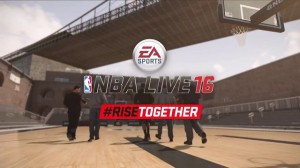 NBA Live 16'in İlk Videosu Yayınlandı