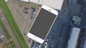 iPhone 6'yı 300 metreden Yere Bırakırsanız Ne olur?