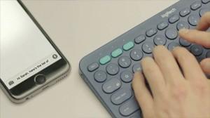 Logitech K380 Klavyesi İle Tüm Cihazlarınızı Hedefliyor