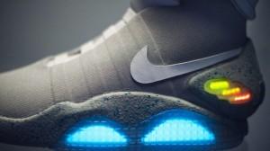 Geleceğe Dönüş Filminin Yıldızı Marty McFly, Nike MAG ile Nostalji Yaşadı