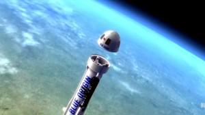 Blue Origin, Uzaya Giden Roketi Yeniden Dünyaya İndirmeyi Başardı!
