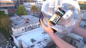 Dev iPhone 6S Cam Topunu 30 Metreden Aşağı Atarsanız Ne Olur?