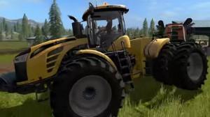 Farming Simulator 17 Oynanış Videosu