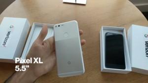 Sıradışı Google Pixel Kutu Açılışı