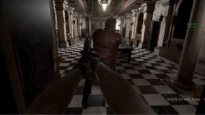 İlk Resident Evil Oyunu FPS Olsaydı Böyle Görünecekti