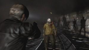 Resident Evil 6 - Leon Underground Oynanış Videosu