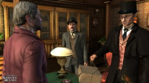 The Testament of Sherlock Holmes Çıkış Videosu
