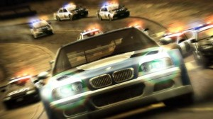 Need for Speed Most Wanted Hikaye Modu Videosu