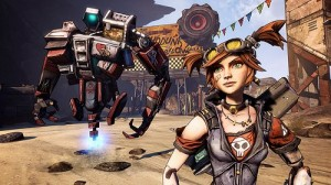 Borderlands 2 Mechromancer Karakteri