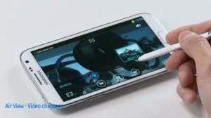 Samsung Galaxy Note 2 Çoklu Görev Özelliği