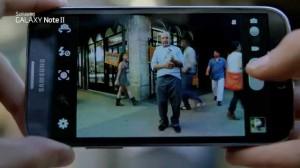 GALAXY Note 2 TV Reklamı - Sanat Gösterisi