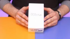 Samsung Galaxy S3 Kutu Açılışı