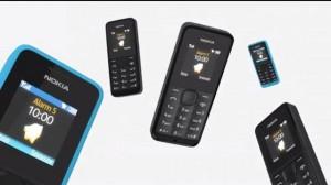 İşte Bir Aylık Batarya Ömrü ile Yeni Nokia 105