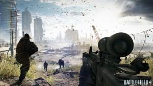 Battlefield 4'ün 17 Dakikalık İlk Oynanış Videosu Yayınlandı