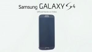 Samsung Galaxy S4 Resmi Tanıtım ve İnceleme Videosu