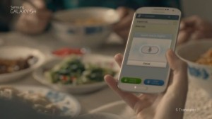Samsung Galaxy S4 - S Translator Reklam Videosu