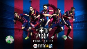 Fifa 14 ve Barcelona Tanıtım Videosu