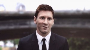 Lionel Messi'li Samsung Galaxy Note 3 TV Reklamı
