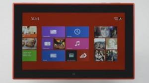 Nokia Lumia 2520 Açılış Ekranı Nasıl Kullanılır?
