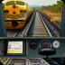 Train driving simulator 1.3