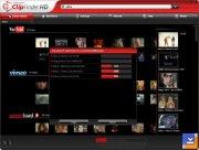 Ashampoo ClipFinder HD Arayüzü