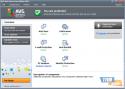 AVG Anti-Virus Free 2012 Ekran Görüntüsü