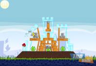 Chrome Angry Birds