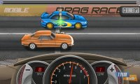 Drag Racing Oyun Ekranı