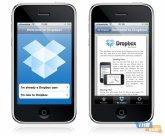 Dropbox Giriş Ekranı