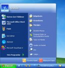 Energy Blue - Yeni Windows XP Teması