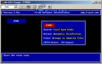 F-PROT Antivirus for DOS