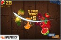 Fruit Ninja Oyun Ekranı