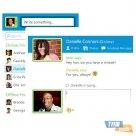 fTalk Sohbet Ekranı