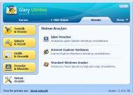 Glary Utilities Ekran Görüntüsü