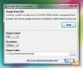 Google Books Downloader Ekran