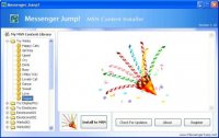 Messenger Jump MSN Winks Installer