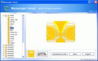 Messenger Jump MSN Winks Installer