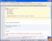 Notepad++ Kod Ekranı