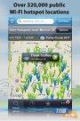 WiFi Finder Harita Gösterimi