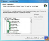 Windows 7 Codec Pack Kurulum