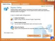 WinMend Registry Defrag Ana Ekran