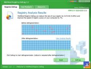 WinMend Registry Defrag Analiz