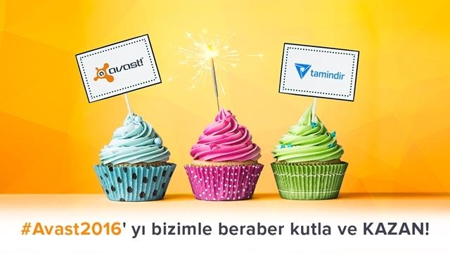 Avast & Tamindir 2016 Kampanyası