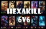 League of Legends 6'da 6 Modu Tekrar Geldi