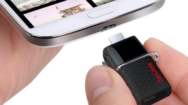 Sandisk Yeni USB Bellek