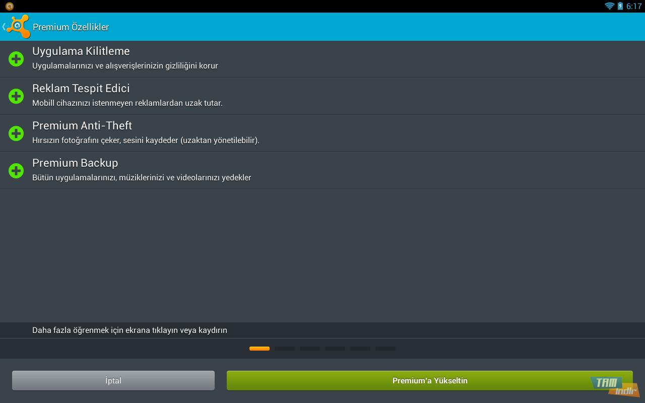 avast! Mobile Security İndir - Android İçin Antivirüs